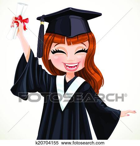 hembra chica universitaria