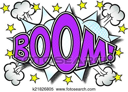 Boom Clipart and Illustration. 16,754 boom clip art vector EPS ...