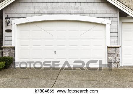 Banque d 39 image nouveau peinture m tier sur porte - Penture de porte de garage ...