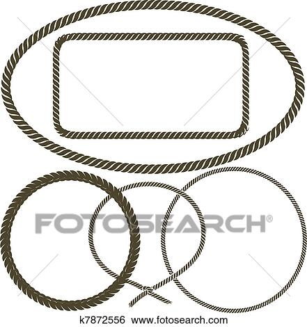 clip art of rope k7872556 search clipart illustration posters rh fotosearch com clipart propellers clipart open heart