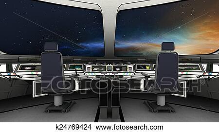 tekeningen ruimteschip k24769424 zoek clipart illustraties wandposters en eps vector. Black Bedroom Furniture Sets. Home Design Ideas