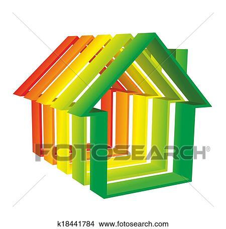 手绘图 - 房子
