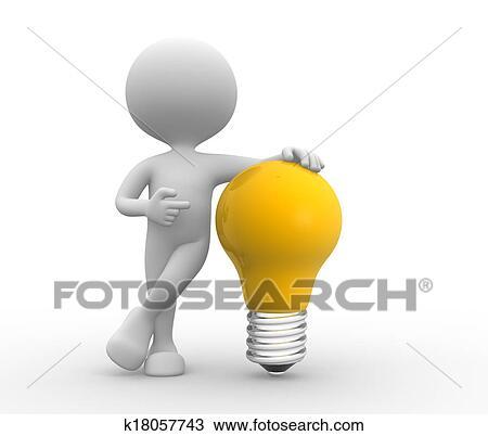 dessin lumi re jaune ampoule k18057743 recherchez des cliparts des illustrations et des. Black Bedroom Furniture Sets. Home Design Ideas