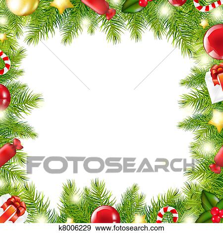 Clip Art Holiday Border Clip Art clip art of christmas border k0646292 search clipart illustration posters drawings and eps vector graphics images jpg