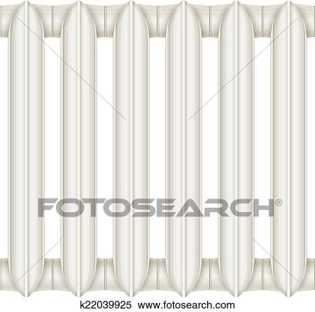 clipart cast iron heizk rper f r heizung systeme k22039925 suche clip art illustration. Black Bedroom Furniture Sets. Home Design Ideas