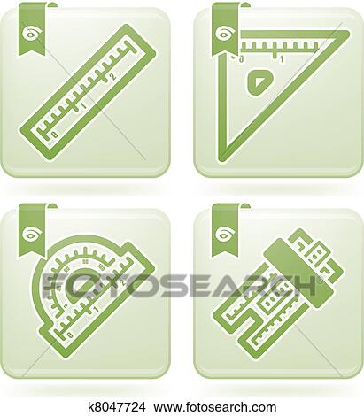 Bürobedarf clipart  Clipart - bürobedarf k8047724 - Suche Clip Art, Illustration ...