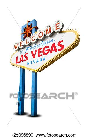 stock photography of welcome to las vegas sign k25096890 search rh fotosearch com vegas clip art free clipart las vegas casino