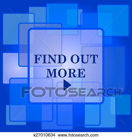 Clipart of Find out more icon k27010634 - Search Clip Art ...