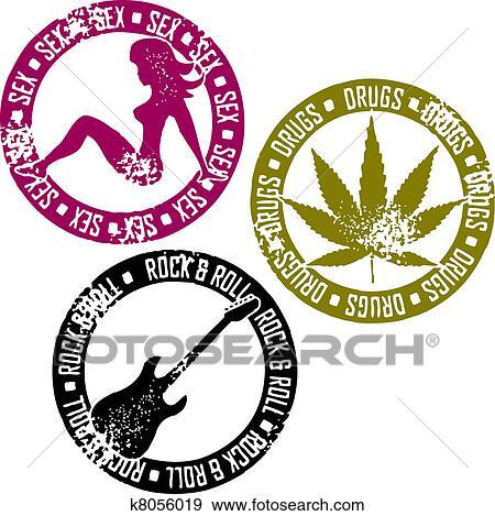 Sex drugs n rock n roll