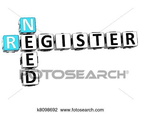 Register kryssord