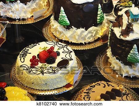 картинки украшенных тортов