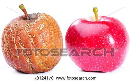 Как сделать чтобы сгнило яблоко