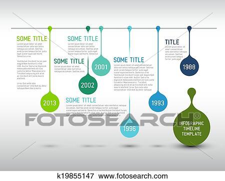 Timeline Clipart