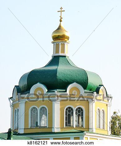 Православные церкви зеленой гуры
