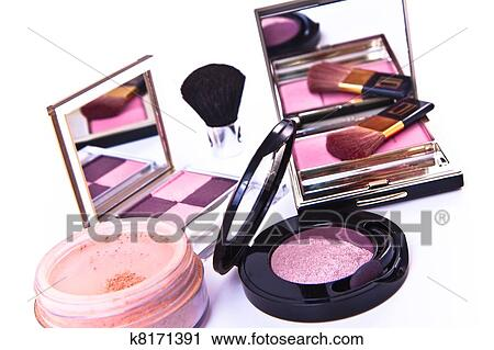 Stock Photography Makeup
