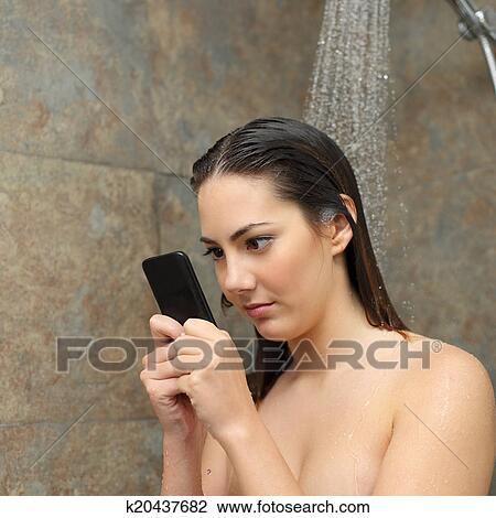 Colecci n de foto adolescente en el ducha for Bano ocupado en ingles