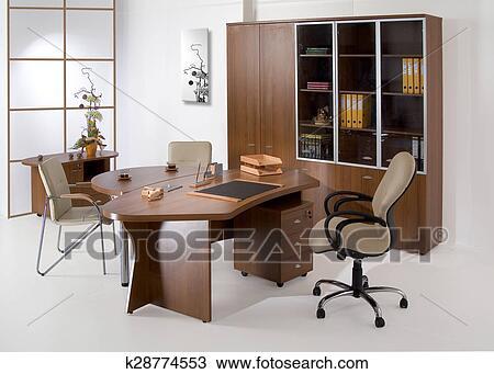 手绘图 - 办公室家具图片