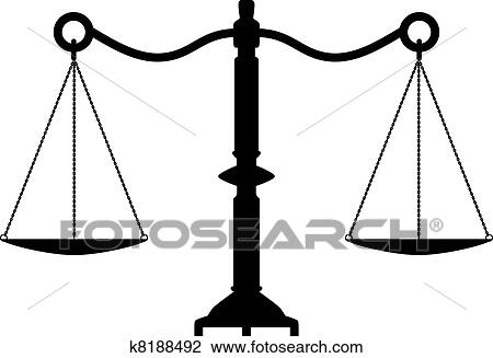 Scales justice Clip Art Royalty Free. 4,149 scales justice clipart ...