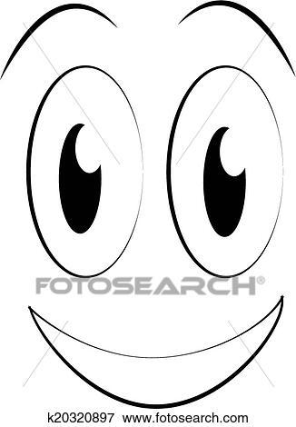clip art of cartoon faces for humor or comics k20320897 search rh fotosearch com office humor clipart humor clip art free