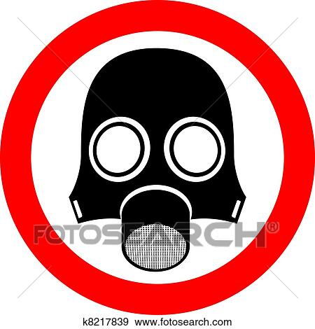 clip art of security mask icon k8217839 search clipart rh fotosearch com security clipart black and white security clipart black and white
