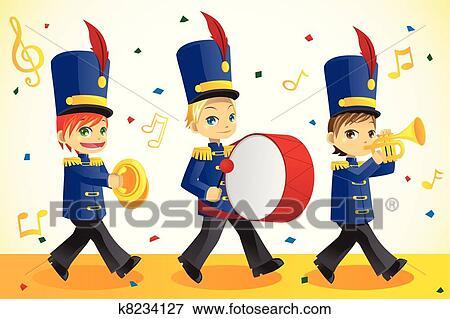 Parade Clipart Illustrations. 3,187 parade clip art vector EPS ...