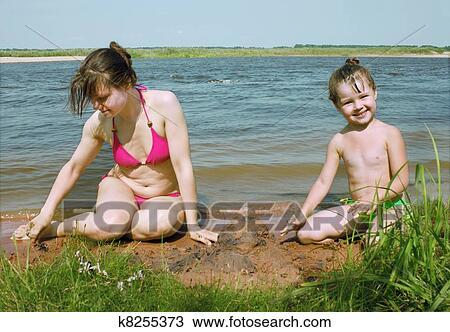 Порно фото маленьких нудисток
