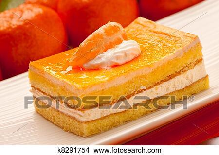 торт шоколадно-апельсиновый сфото