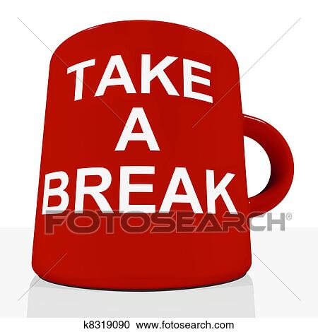 take a break clip art cliparts