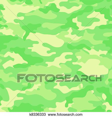 Zombie Green Digital Camo wallpaper - ricraynor - Spoonflower