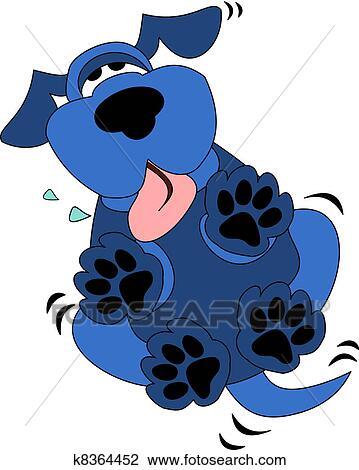 v漫画画-漂亮,漫画狗,卡通漫画k8364452-搜yumiya蓝色图片