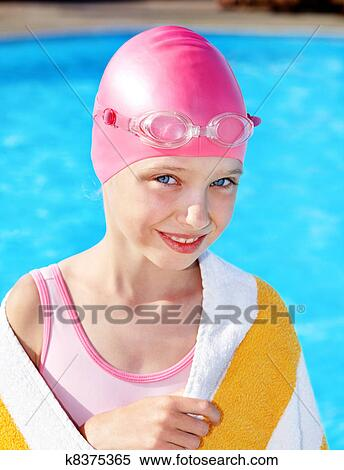 прическа под шапочку для бассейна