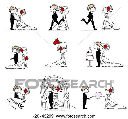 cute couple poses drawing