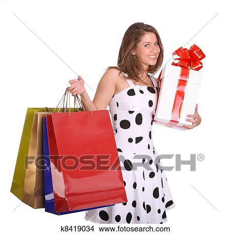 Иконка подарок девушке 23