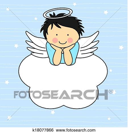 Angel Clip Art Illustrations. 21,054 angel clipart EPS vector ...