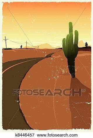 k8446457 jpg Western Desert Clipart