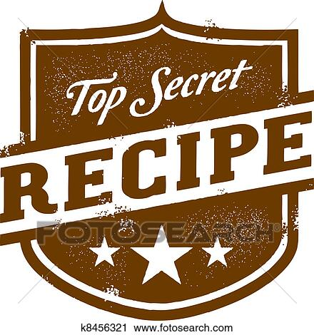 Clip Art Recipe Clip Art recipes clip art eps images 15002 clipart vector top secret recipe