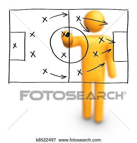 fussball strategie