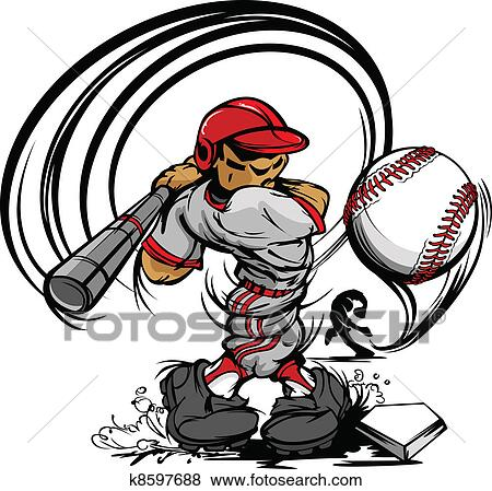 Image result for BASEBALL CLIPS, CARTOON