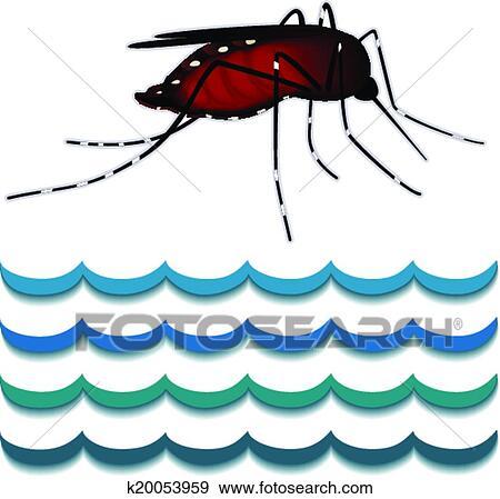 Dengue mosquito clipart - photo#15