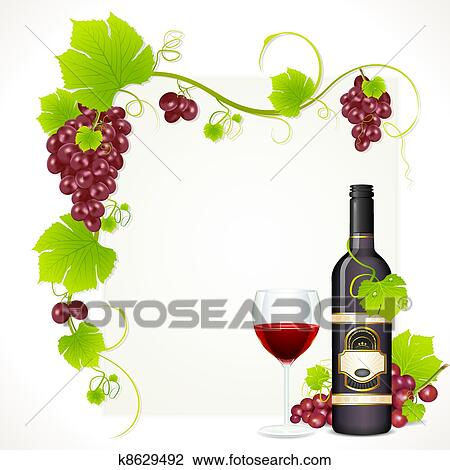 Wine bottle Clip Art Vector Graphics. 19,501 wine bottle EPS ...