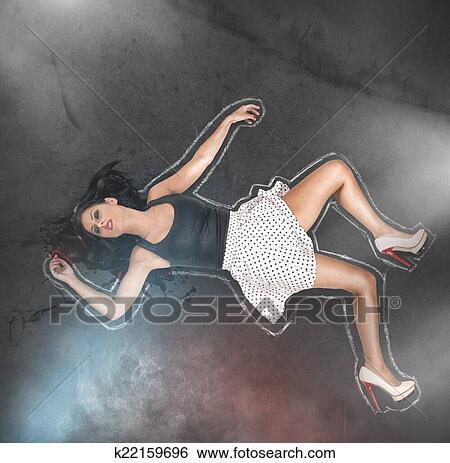 Low light crime scene photography essay