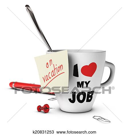 drawing of out of office message vacation k20831253 search rh fotosearch com out of the office clipart out of office vacation clipart