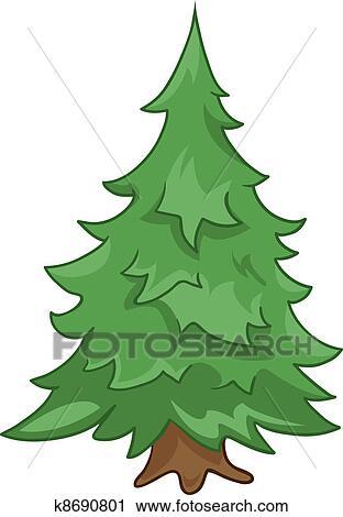 Κλιπαρτ γελοιογραφία φύση δέντρο