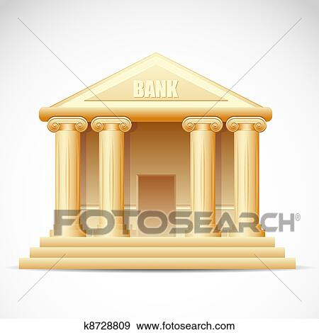 bank building clip art - photo #19
