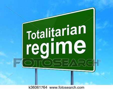 the concept of totalitarian rule A totalitarian regime is a government that controls every aspect of the life of the people people living under this type of regime generally also support it, sometimes almost cultishly, thanks to extensive propaganda missions that are designed to promote a positive view of the government.