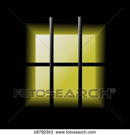 Dessin prison fen tre k8792353 recherchez des for Fenetre bastille