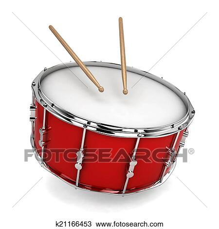 Drawing of Bass drum k21166453 - Search Clipart ...