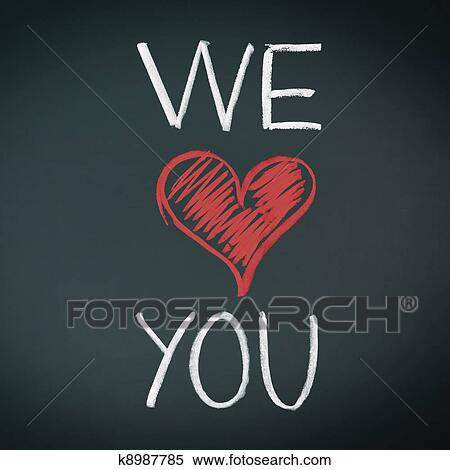 We Love You  We Love You Clip Art