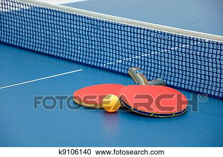Stock Photography Of Table Tennis K9106140 Search Stock