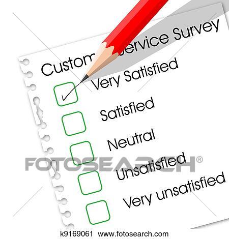 survey customer service